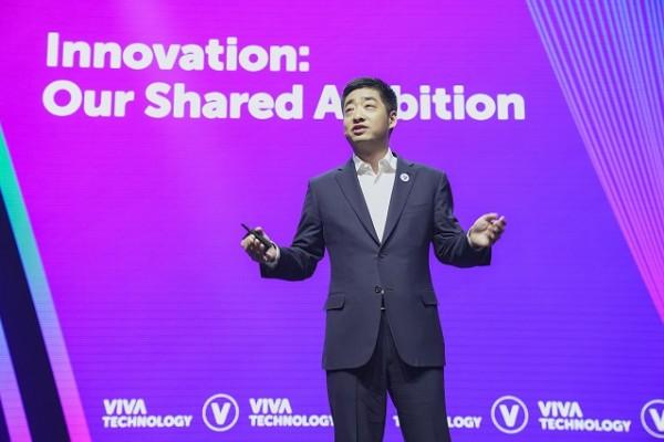 华为副董事长胡厚崑:共享创新时代 加速法国成为全球创新中心进程